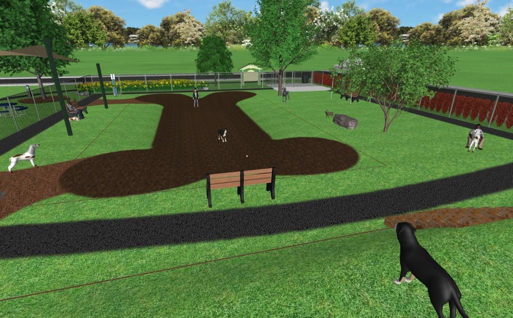 Fetch Park 4